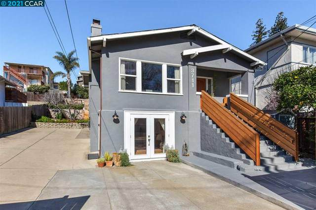 3711 Coolidge Ave, Oakland, CA 94602 (#40939128) :: The Grubb Company