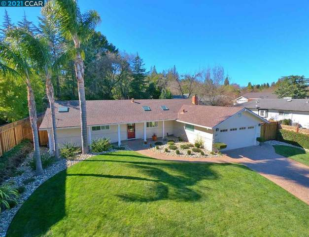 247 Valley Drive, Pleasant Hill, CA 94523 (#40939132) :: Blue Line Property Group