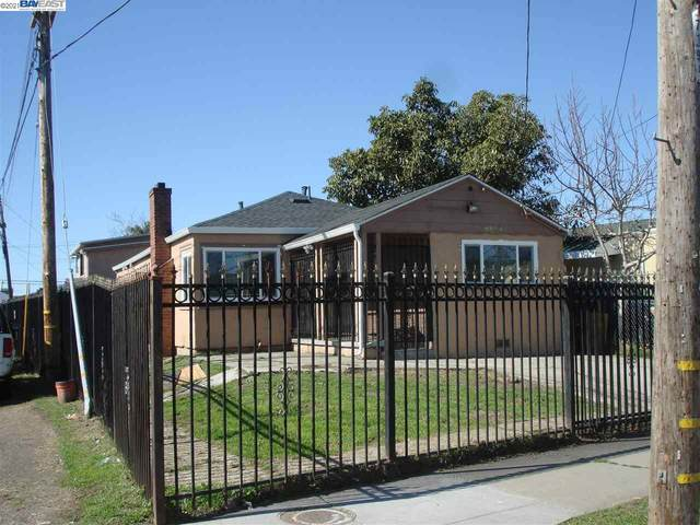 9889 Plymouth St, Oakland, CA 94603 (#40939134) :: RE/MAX Accord (DRE# 01491373)