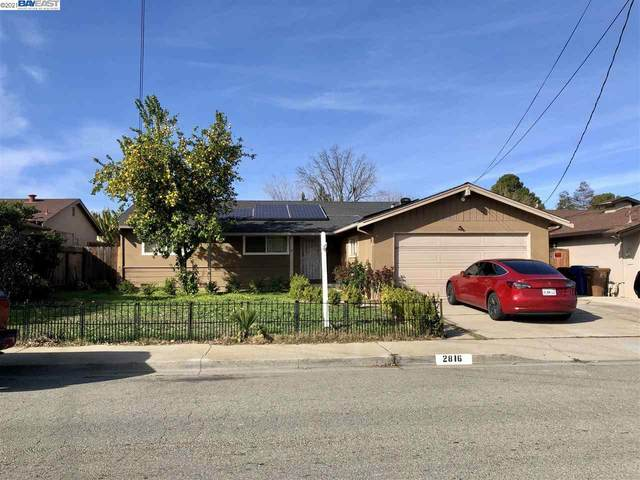 2816 Enea Way, Antioch, CA 94509 (#40939141) :: Blue Line Property Group