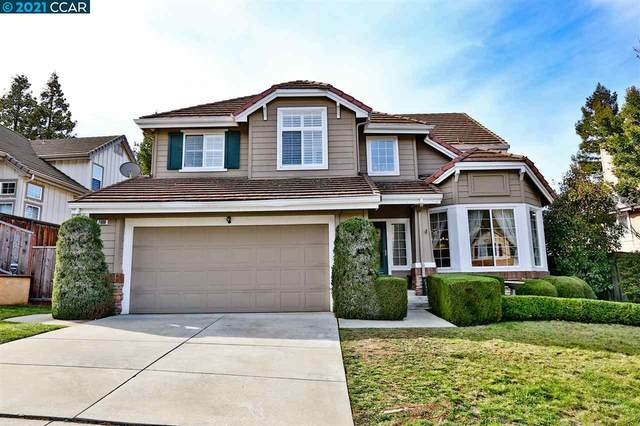 7008 Molluk Way, Clayton, CA 94517 (#40939150) :: Blue Line Property Group