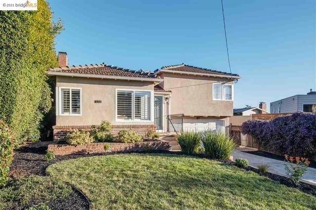 5824 Saint Paul Court, Oakland, CA 94618 (#40939217) :: Excel Fine Homes