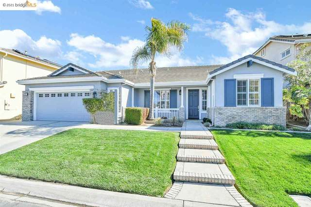 801 Blue Mesa Ct, Discovery Bay, CA 94505 (#40939233) :: Jimmy Castro Real Estate Group