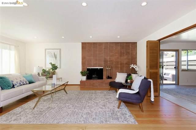 6735 Kenilworth, El Cerrito, CA 94530 (#40939255) :: Excel Fine Homes
