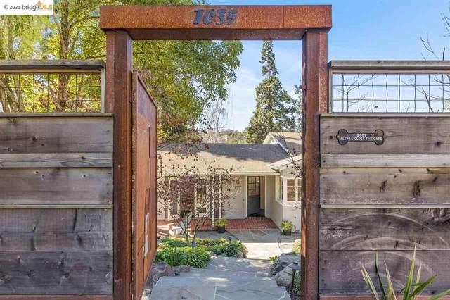 1035 Mountain Blvd, Oakland, CA 94611 (#40939288) :: The Lucas Group