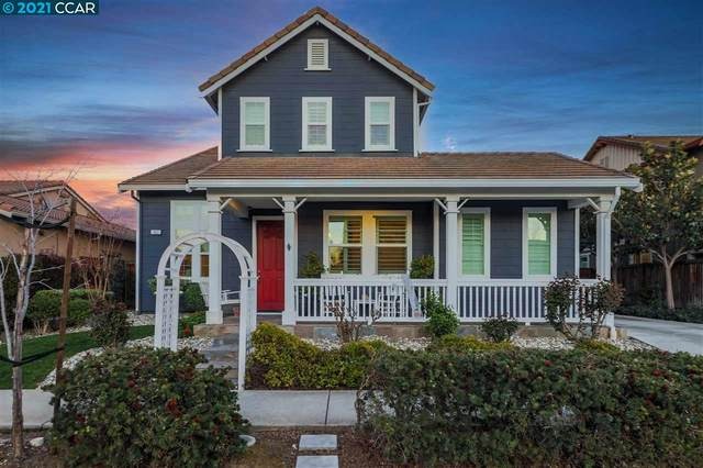 482 Milford Street, Brentwood, CA 94513 (#40939291) :: Blue Line Property Group