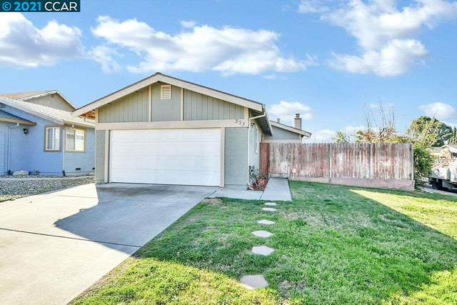 373 Hazelnut Lane, Oakley, CA 94561 (#40939301) :: Jimmy Castro Real Estate Group