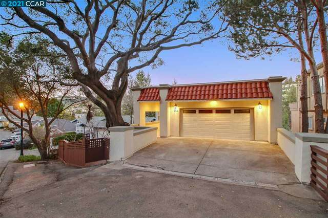 264 Sheridan Rd., Oakland, CA 94618 (#40939326) :: Excel Fine Homes