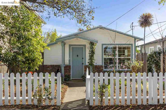 3770 Patterson Ave, Oakland, CA 94619 (#40939333) :: The Lucas Group