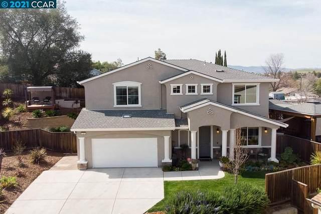 1201 Stonecrest, Concord, CA 94518 (#40939394) :: Jimmy Castro Real Estate Group