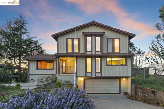 4192 Star Ridge Rd, Hayward, CA 94542 (#40939408) :: Excel Fine Homes