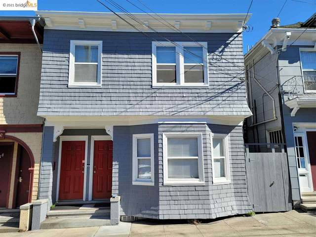 242 20Th Ave, San Francisco, CA 94121 (#40939410) :: The Lucas Group