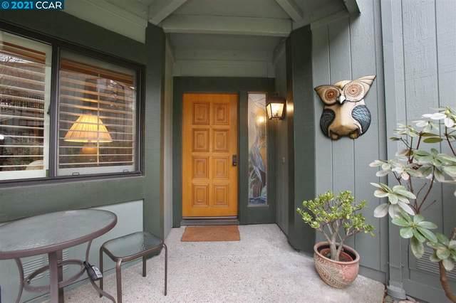 3674 Rossmoor Pkwy #8, Walnut Creek, CA 94595 (#40939417) :: Excel Fine Homes