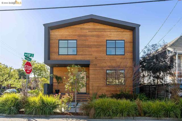 853 58th St., Oakland, CA 94608 (#40939434) :: The Lucas Group