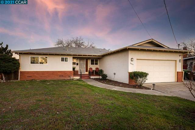 2605 Truman Ct, Antioch, CA 94509 (#40939455) :: Blue Line Property Group