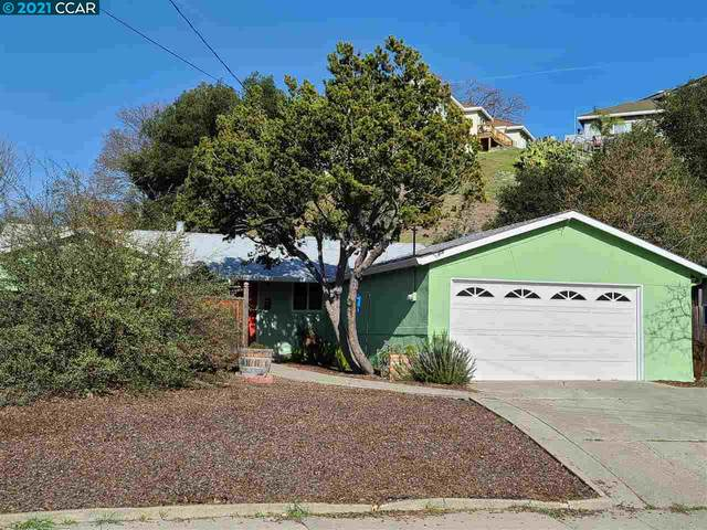 2480 Moore Ct, Pinole, CA 94564 (#40939457) :: Blue Line Property Group