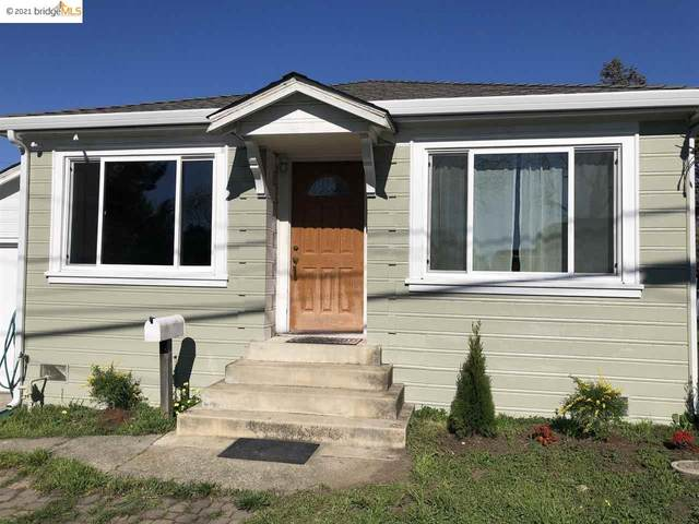 7019 Gladys Ave, El Cerrito, CA 94530 (#40939469) :: Blue Line Property Group