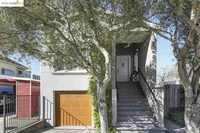 1131 Portland Ave, Albany, CA 94706 (#40939474) :: Blue Line Property Group