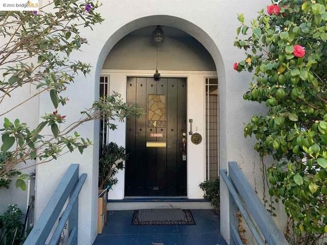 2422 Cedar St, Berkeley, CA 94708 (#40939486) :: Jimmy Castro Real Estate Group