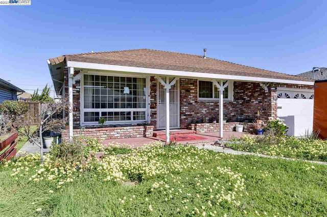 1537 Sagewood Ave, San Leandro, CA 94579 (#40939507) :: Blue Line Property Group