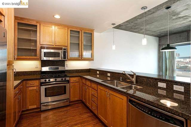 428 Alice Street #506, Oakland, CA 94607 (#40939515) :: Jimmy Castro Real Estate Group