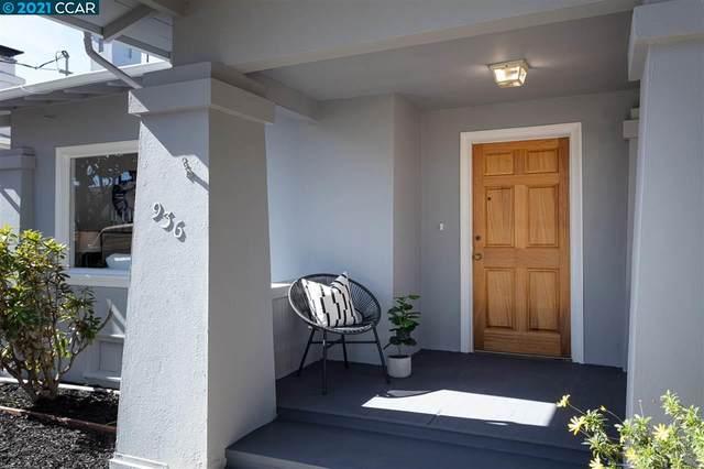 936 Pomona Ave, Albany, CA 94706 (#40939517) :: Jimmy Castro Real Estate Group