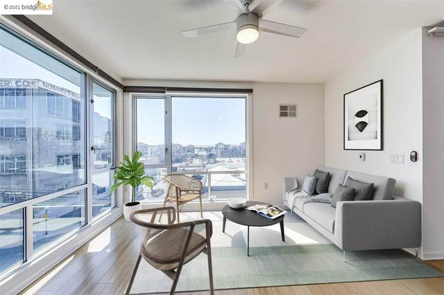 200 2nd St #302, Oakland, CA 94607 (#40939552) :: Jimmy Castro Real Estate Group
