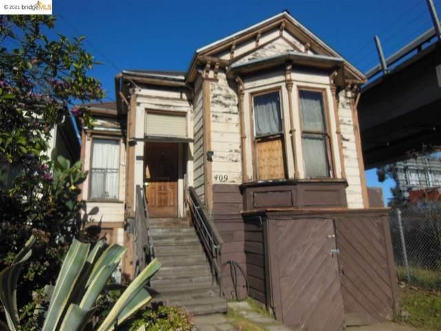 409 Martin Luther King Jr., Oakland, CA 94607 (#40939569) :: Excel Fine Homes