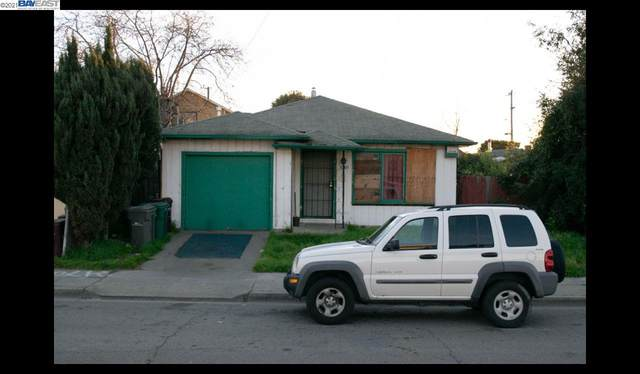 10305 San Leandro St., Oakland, CA 94603 (#40939574) :: Armario Homes Real Estate Team