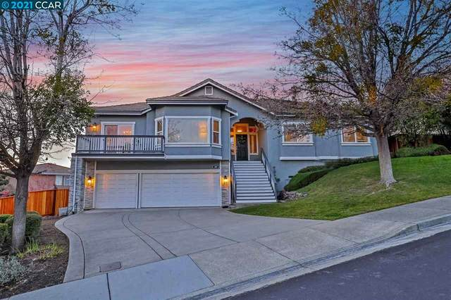 105 St Nazaire Ct, Martinez, CA 94553 (#40939592) :: Blue Line Property Group