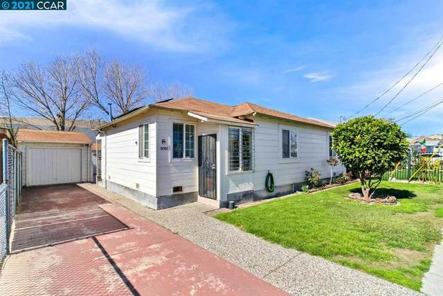 9501 Empire Rd, Oakland, CA 94603 (#40939605) :: Blue Line Property Group