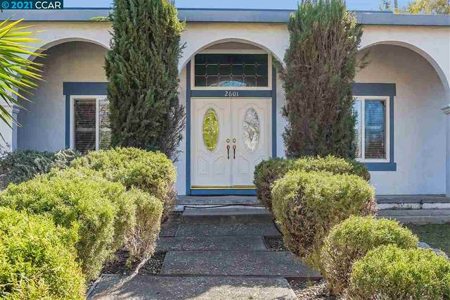 2601 Biscay Way, Walnut Creek, CA 94598 (#40939650) :: Blue Line Property Group