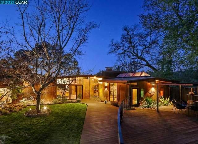 341 Camino Sobrante, Orinda, CA 94563 (#40939657) :: Excel Fine Homes