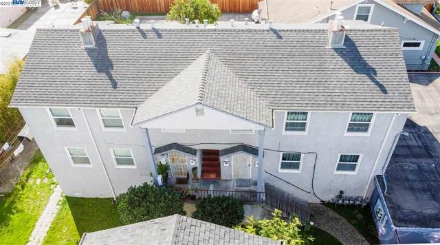 248 S 43Rd St, Richmond, CA 94804 (#40939670) :: Jimmy Castro Real Estate Group