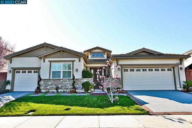 1094 Granville Ln, Brentwood, CA 94513 (#40939673) :: Blue Line Property Group