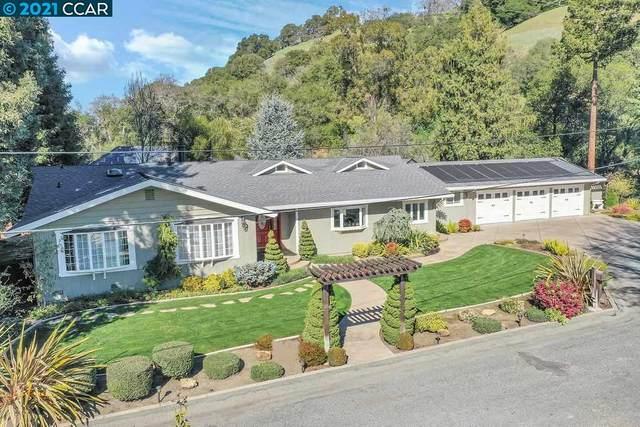 111 Quail Hollow, Martinez, CA 94553 (#40939677) :: Blue Line Property Group