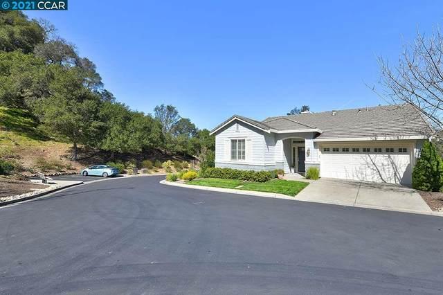 6401 Horsemans Canyon Dr, Walnut Creek, CA 94595 (#40939714) :: Blue Line Property Group