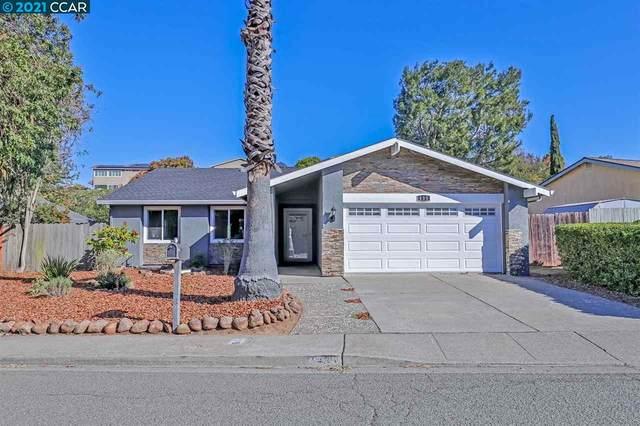 435 Larkin Dr, Benicia, CA 94510 (#40939736) :: Jimmy Castro Real Estate Group