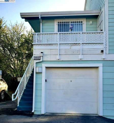 2464 26Th Ave D, Oakland, CA 94601 (#40939737) :: Armario Homes Real Estate Team