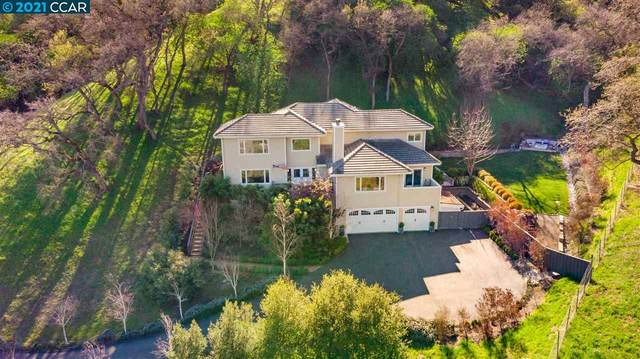 2052 Pebble Dr, Alamo, CA 94507 (#40939743) :: Jimmy Castro Real Estate Group