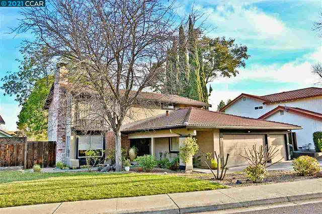 1165 Turtle Rock Ln, Concord, CA 94521 (#40939749) :: The Lucas Group