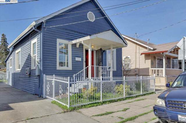 5615 Edgerly St, Oakland, CA 94621 (#40939791) :: Excel Fine Homes