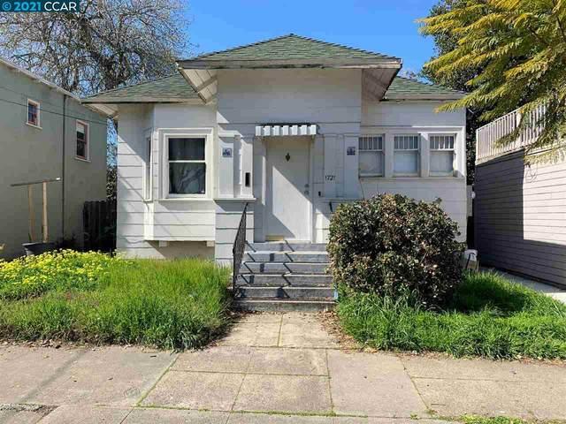 1721 Schiller St, Alameda, CA 94501 (#40939805) :: Jimmy Castro Real Estate Group