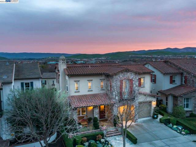 124 Geranium Ct, San Ramon, CA 94582 (#40939816) :: The Lucas Group