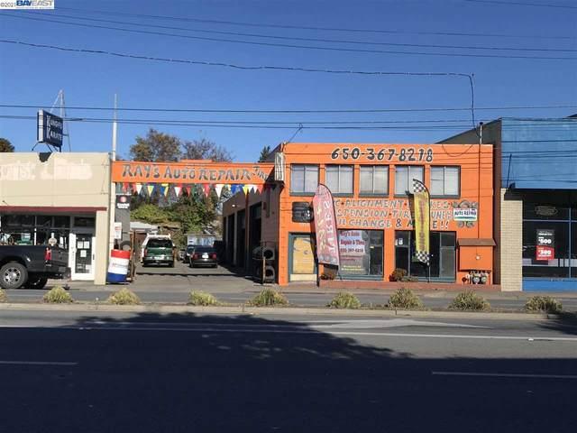 2333 El Camino Real, Redwood City, CA 94063 (MLS #40939818) :: 3 Step Realty Group