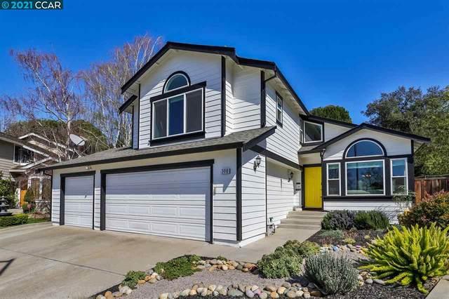 2410 Farmington Ct, Martinez, CA 94553 (MLS #40939819) :: Paul Lopez Real Estate