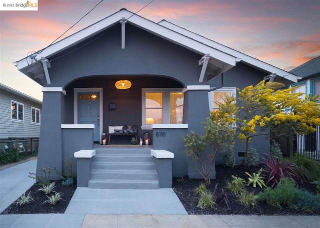 870 46Th St, Oakland, CA 94608 (#40939844) :: The Lucas Group