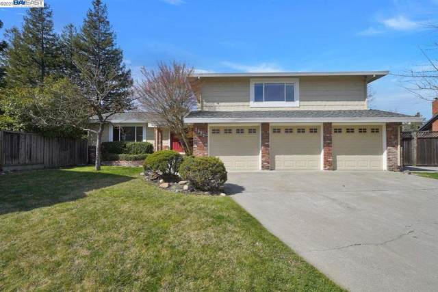 2607 Totana Ct, San Ramon, CA 94583 (#40939858) :: Jimmy Castro Real Estate Group
