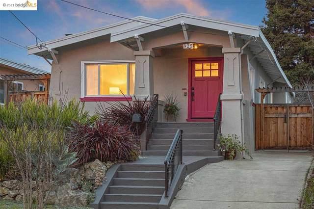 925 Santa Fe Ave, Albany, CA 94706 (#40939874) :: Jimmy Castro Real Estate Group