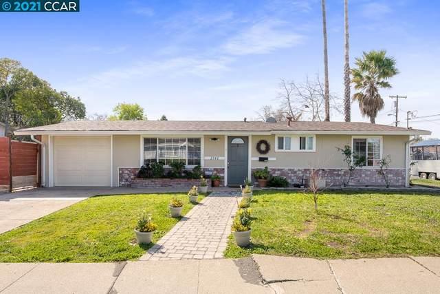 2342 Gehringer Dr, Concord, CA 94520 (#40939877) :: Excel Fine Homes